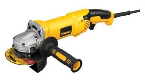 DEWALT D28115 Heavy-Duty 4-1/2-Inch/5-Inch High-Performance Grinder