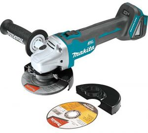 Makita XAG03Z 18V LXT Lithium-Ion Brushless Cordless Cut-Off/Angle Grinder