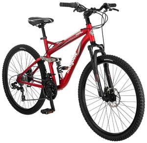 Mongoose Stasis Comp Mountain-Bicycle