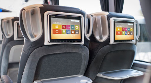 Bus Entertainment System