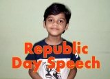 Republic Day Speech for Kids – Short Speech on Republic Day